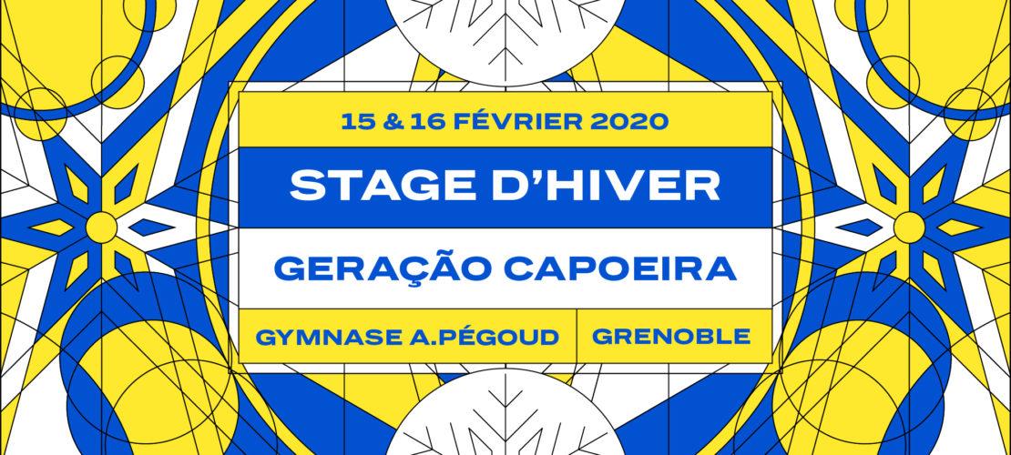 Stage d'hiver de Geração Capoeira Grenoble